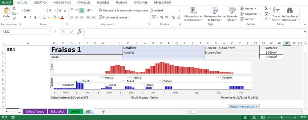 Astuces et outils Excel pour l'agriculture et les circuits courts