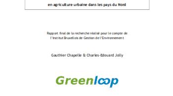 Etude sur la viabilité des business modèles en agriculture urbaine dans les pays du Nord