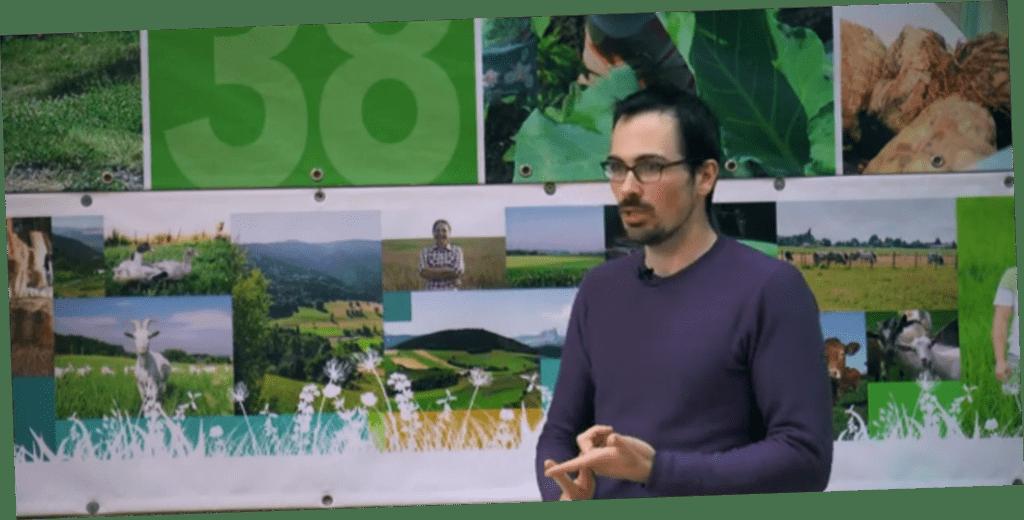Nicolas Brulard, consultant-chercheur en agroéconomie et optimisation.