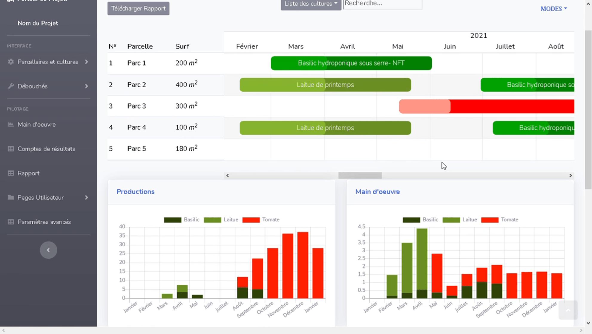 La version web du Constructeur de Business Plan AgriPlan arrive !