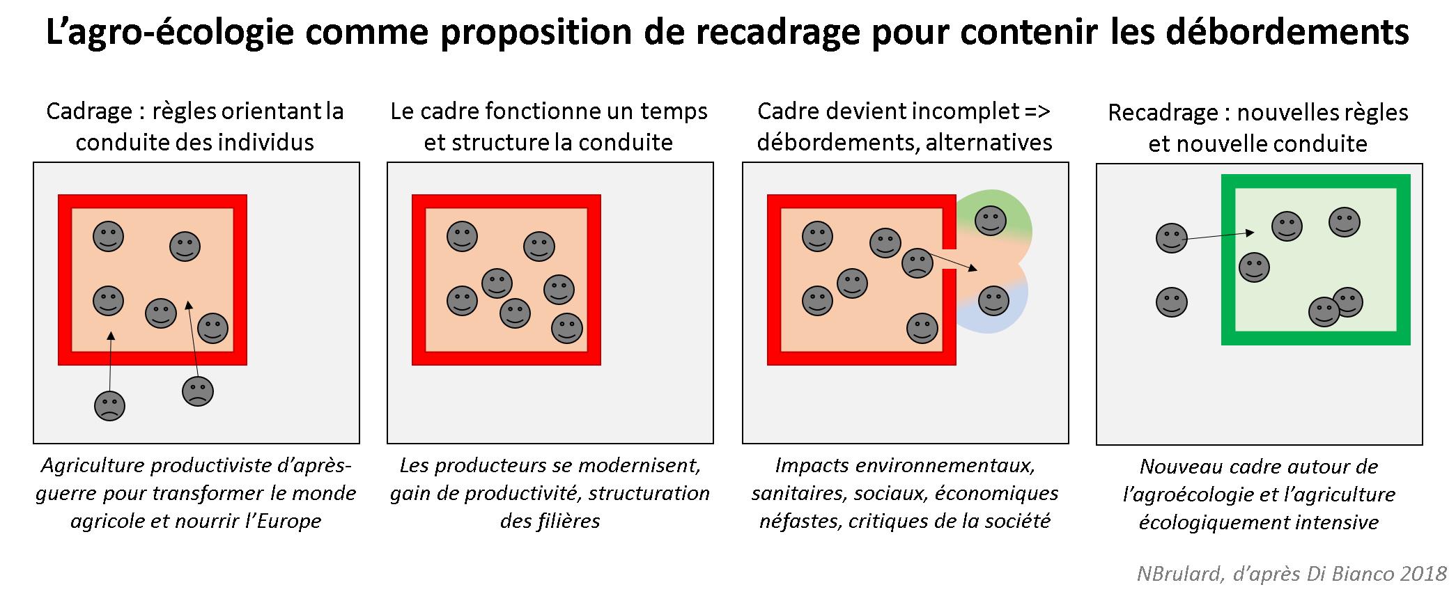 Le(s) rôle(s) du technico-commercial de coopérative dans le changement de modèle agricole